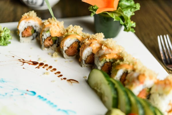 House Special Caterpillar Roll