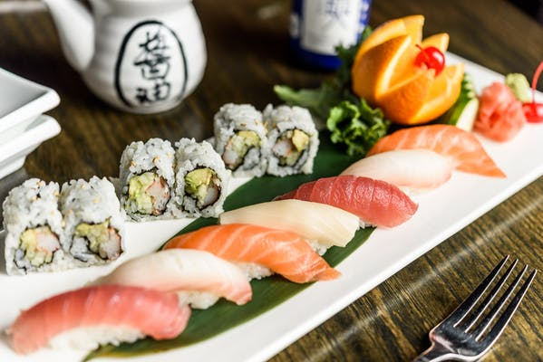 Regular Sushi Dinner