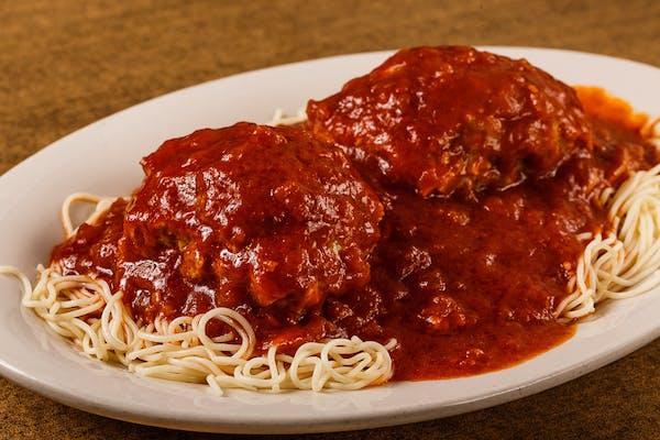 Meatball & Spaghetti