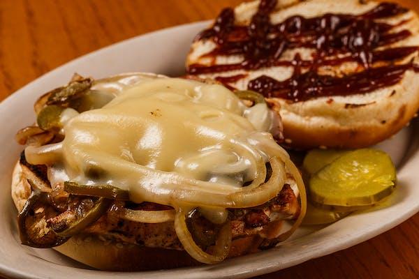 """""""Front Street"""" Mesquite Chicken Sandwich"""