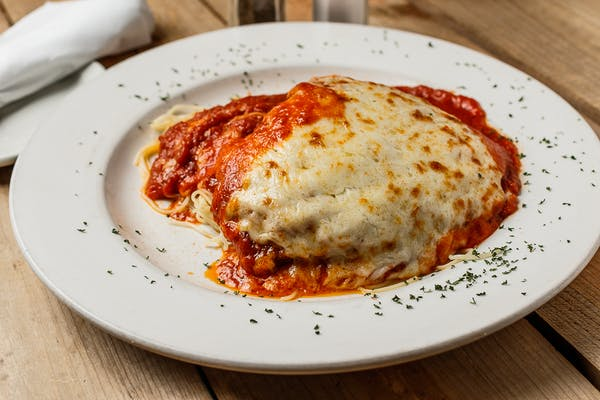 Chicken Parmigiana Lunch Special