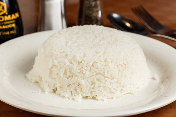 Side of White Rice