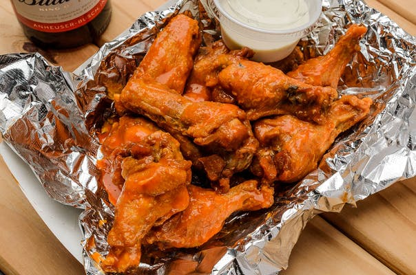 (5 pc.) Wings