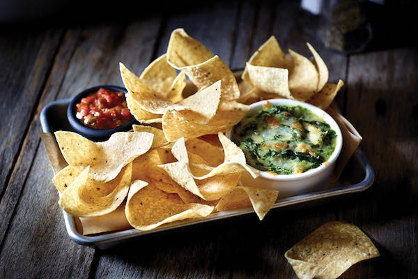 Spinach & Artichoke Dip (Two for $20)