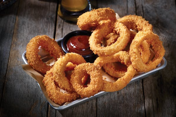 Crunchy Onion Rings (Two for $20)