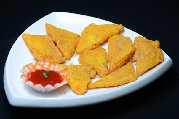 Cheese Pakoras