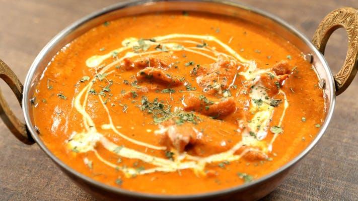 Chicken Makhani (Butter Chicken)