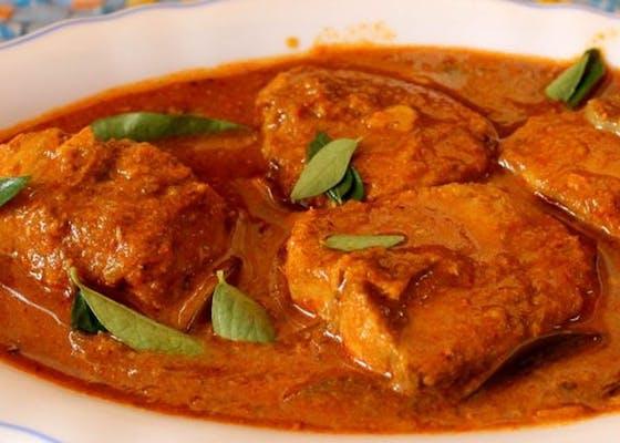 Fish Goa Curry