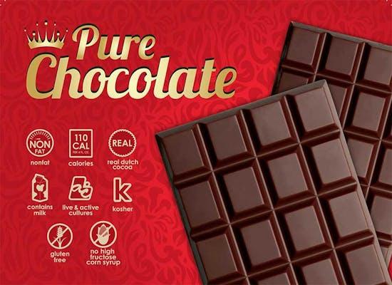 Pure Chocolate Fro-Yo