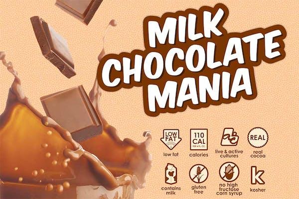 Milk Chocolate Mania Fro-Yo