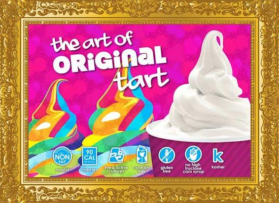 The Art of Original Tart Fro-Yo
