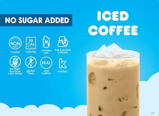Iced Coffee Fro-Yo