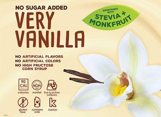 Very Vanilla Fro-Yo
