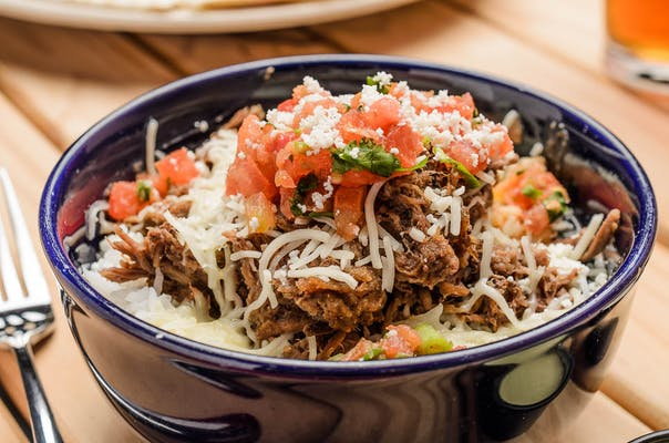Cactus Flower Rice Bowl