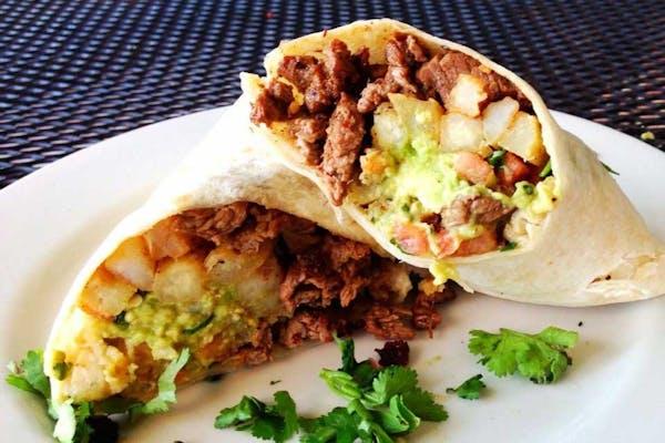 Southern California Burrito