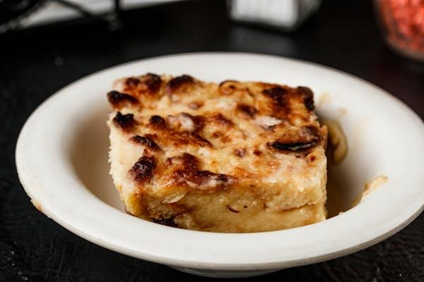 Amaretto Bread Pudding