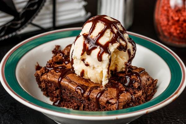 Warm Brownie