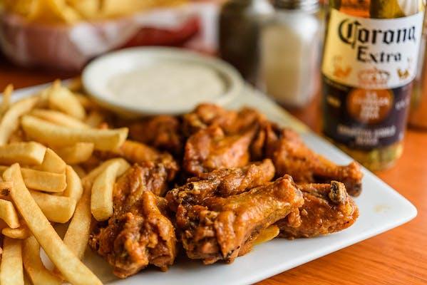 Sapo's Wings & Fries