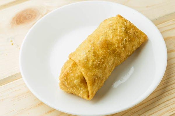 Roast Pork Egg Roll