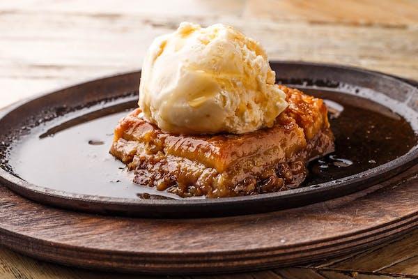 Pecan Butter Crunch Cake