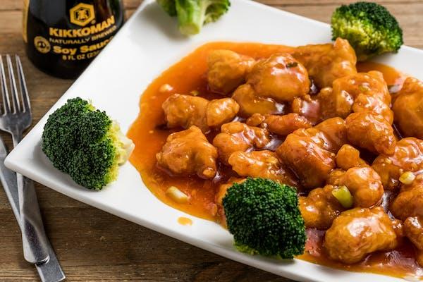 H4. General Tso's Chicken