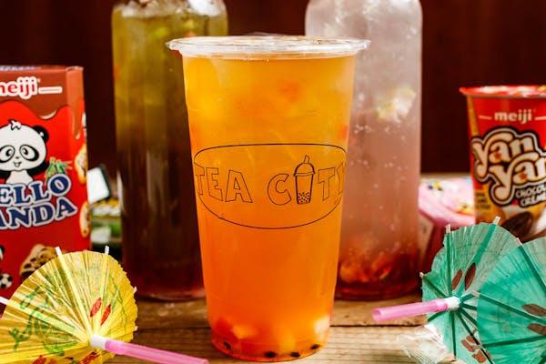 F14. Passion Fruit Tea
