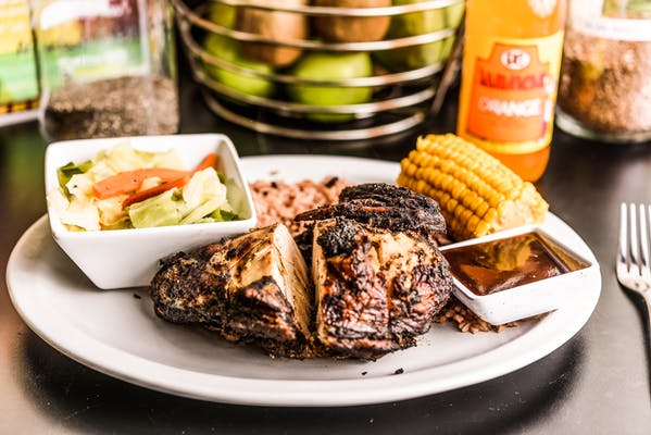 Island Jerk Chicken (Dinner Portion)