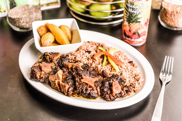 Beef Oxtails (Lunch Portion)