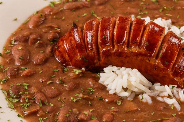 Camellia's Classic Red Beans & Rice