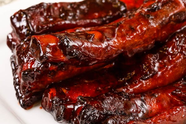 9. BBQ Spare Ribs