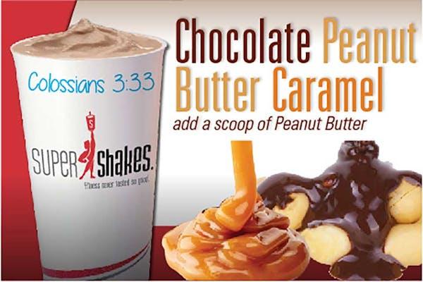 Super Trim Chocolate Peanut Butter Caramel Shake