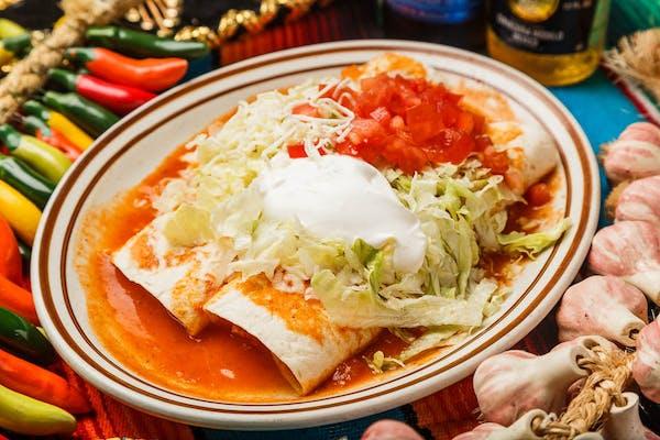 Burritos Deluxe