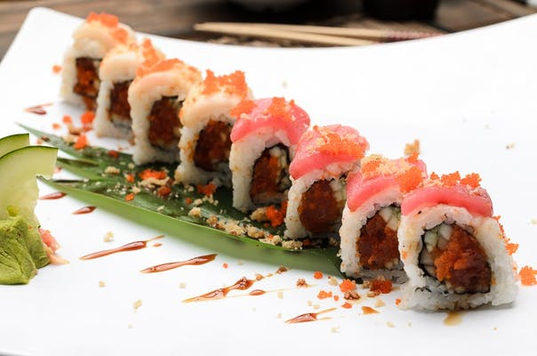 Tuna Lover's Roll