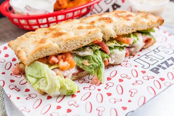 Italian Jetzee Sandwich