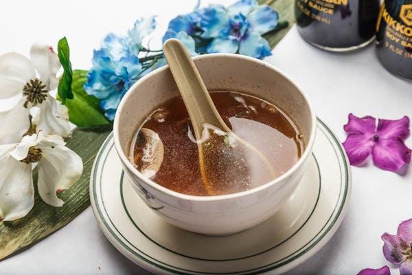 Hibachi Soup