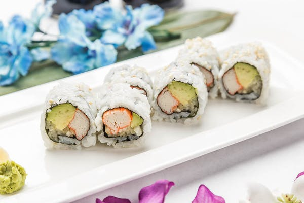 California Roll (Cooked)