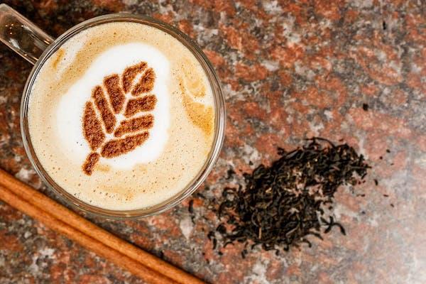 Hot Chai Tea Latte