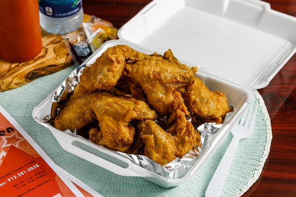 Chicken Wings Appetizer