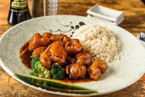 Chef Specialty Orange Chicken