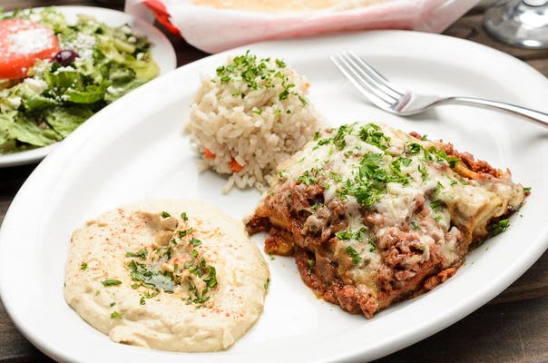 Meat Moussaka