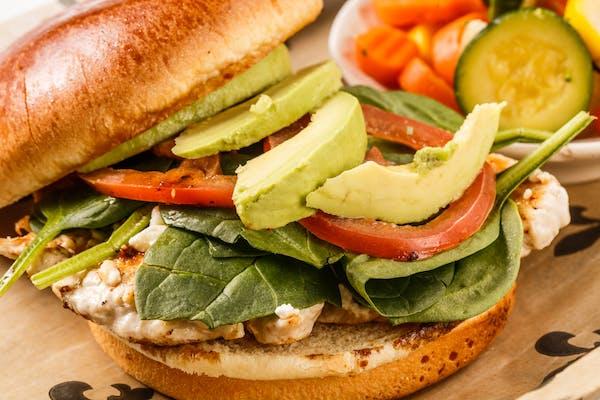 Pacific Chicken Sandwich