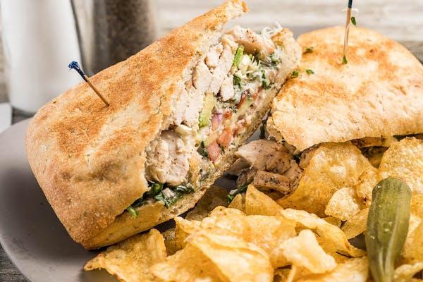 Odyssey Chicken Sandwich