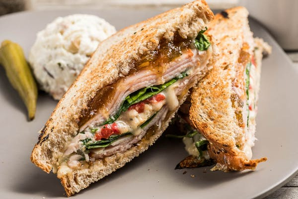 Anniversary Turkey Sandwich