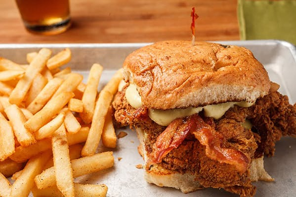 Rockin' Chicken Sandwich