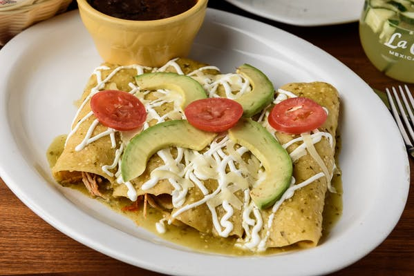Patrón Enchiladas