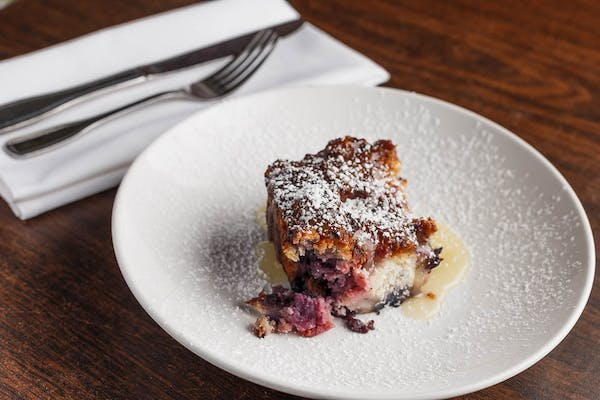 Daily Bread Pudding