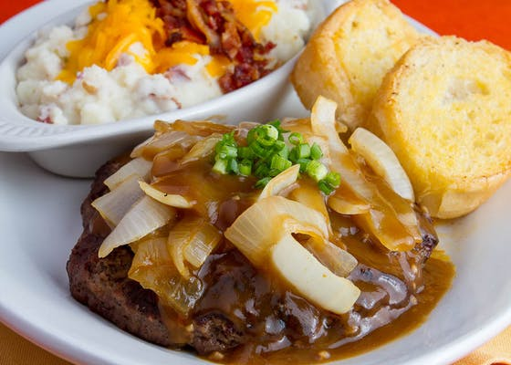 Big Times Hamburger Steak