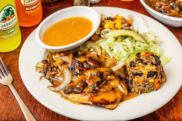 Juan's Mango Chicken