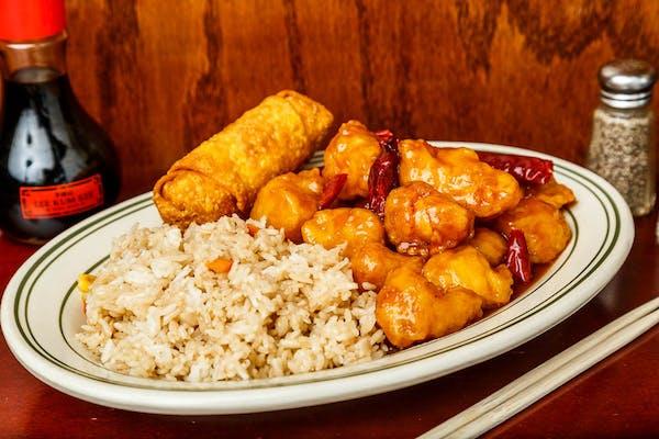 CS1. General Tso's Chicken