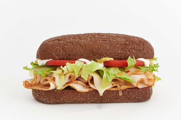 Turkey Delite Sandwich